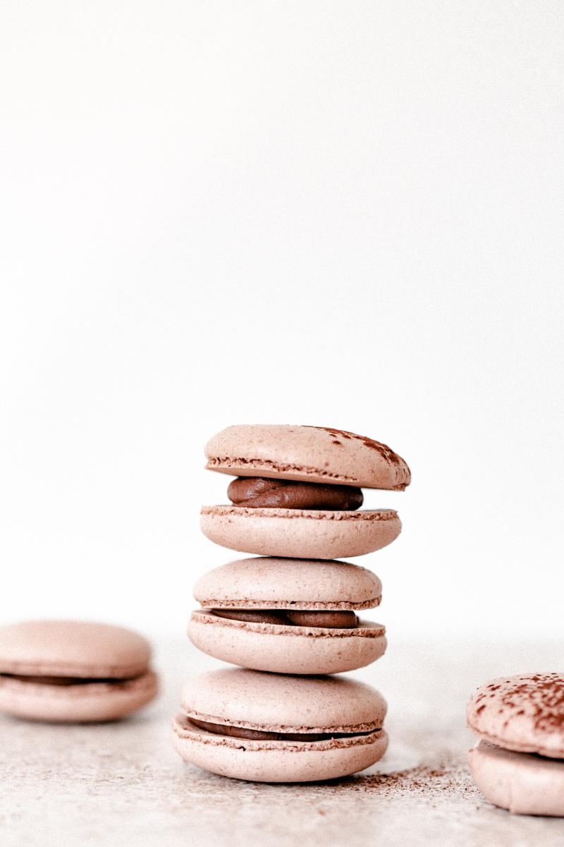 macarons au chocolat recette facile et astuces pour réussir
