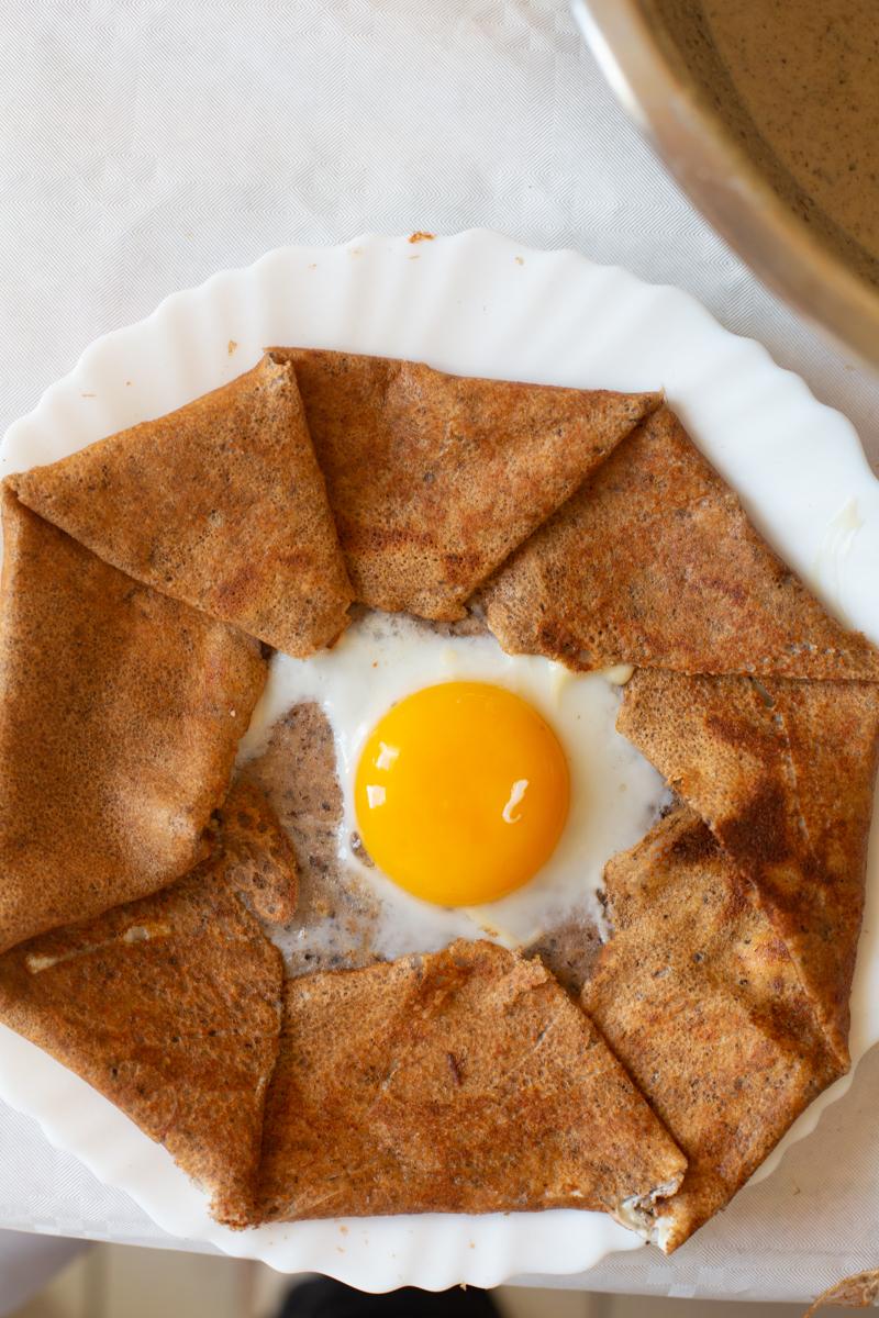 recette de galettes de blé noir, crêpes bretonnes chandeleur